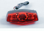 Replacement LED Stop/Tail Lamp: For LSL EXTREME Rear Mudguard Fender 507T038EX E-Marked